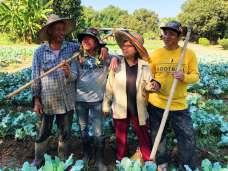 Pee Noomie, Manager Enterprise Tamarind Garden CSF Thailand