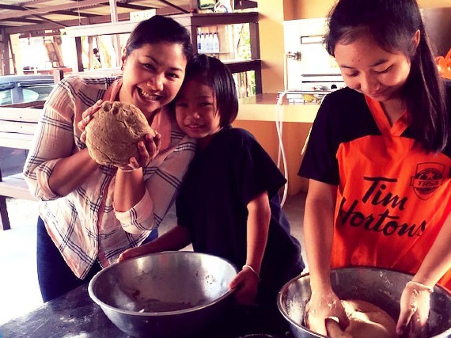 CSF Thailand - Lernen fuers Leben