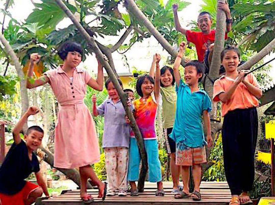 CSF Chiang Mai Thailand - Wohnbereich - Kinder und Jugendliche