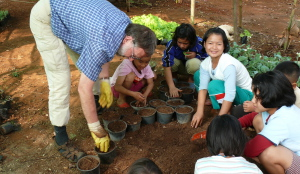 CSF Volunteers in Thailand