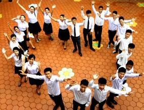 CSF Thailand - Schulbildung - Studenten