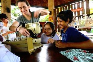 Godparent hood, Patenschaft CSF Thailand