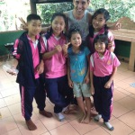 volunteer at csf thailand - children's aid project