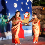 Christmas at Children's Shelter Foundation Chiang Mai 2016