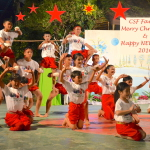christmas and new year celebration at csf