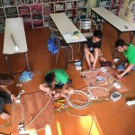 vocational training at csf thailand