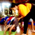 sports and yoga at csf thailand