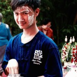 songkran festival in csf thailand 2015
